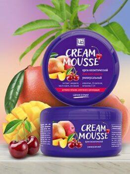 Крем универсальный «Cream Mousse» - Для всей семьи