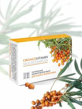 Мыло «Orange Vitamin Multicomplex»