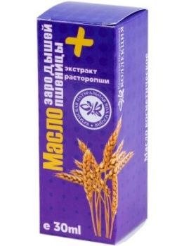 Масло зародышей пшеницы + экстракт расторопши