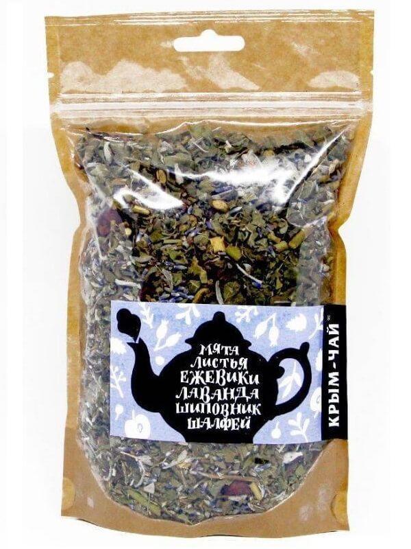 Чайный напиток «Ассорти №3 с лавандой»