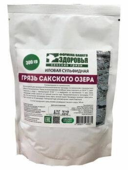 Грязь иловая сульфидная Сакского озера_300 гр.