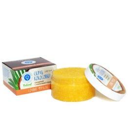 Скраб кокосовый сахарный «Сочные фрукты»