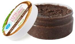 Скраб кокосовый «Шоколадный пудинг»