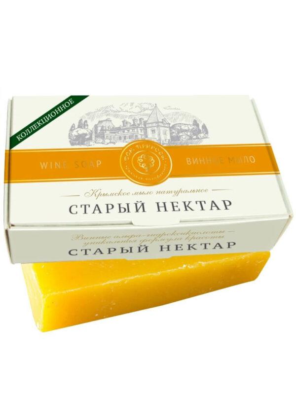 Крымское мыло натуральное «Старый нектар»