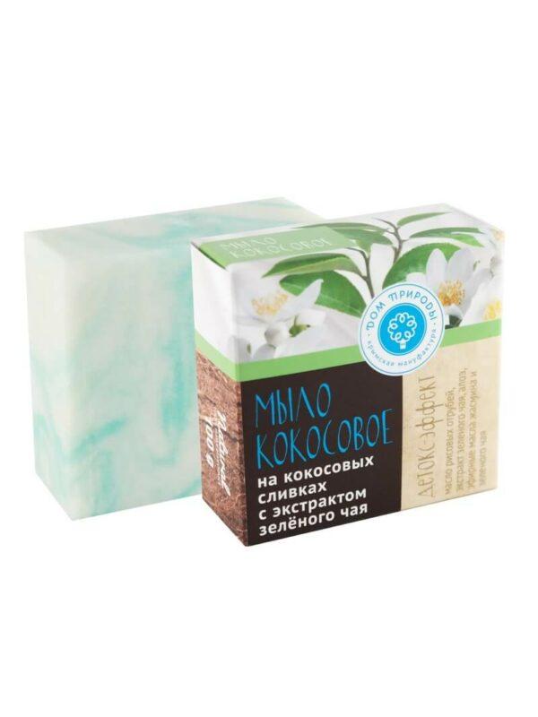 Мыло кокосовое «Детокс-эффект»