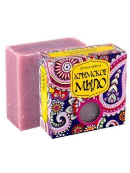 Крымское мыло «Ежевичный коктейль»