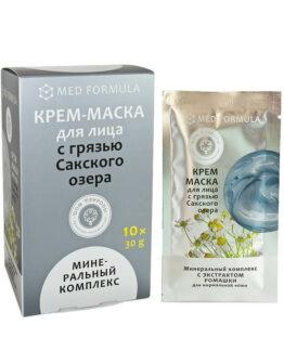 Крем-маска для лица «Минеральный комплекс»