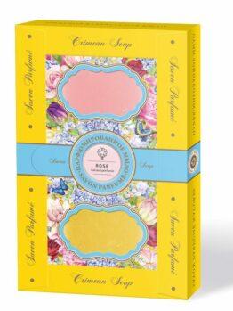 Подарочный набор «Цветущий сад» - Магнолия-тюльпан