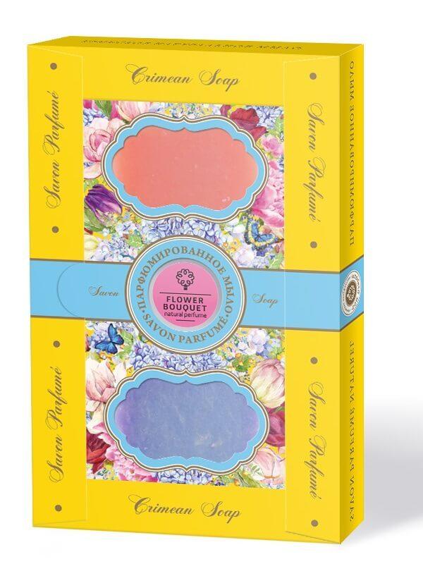 Подарочный набор «Цветущий сад» - Гортензия-пион