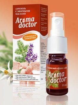 Аэрозоль с эфирными маслами «Aromadoctor»