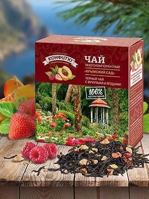 Чай многокомпонентный «Крымский сад»
