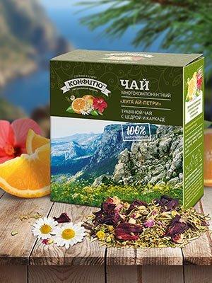 Чай многокомпонентный «Луга Ай-Петри»