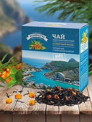 Чай многокомпонентный «Солнечный Крым»