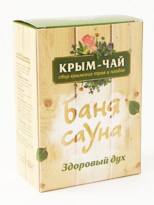 Травяной чай «Здоровый дух»