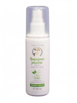 Дезодорант-антиперспирант для ног «Природная защита»