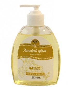 Жидкое мыло «Липовый цвет»