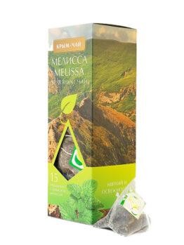 Травяной чай в пирамидках «Мелисса»