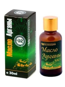 Масло арганы + витамины