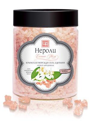 Крымская морская соль для ванн «Сияние звезд»