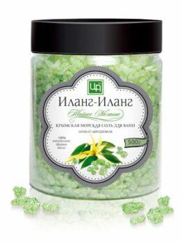 Крымская морская соль для ванн «Тайное желание»