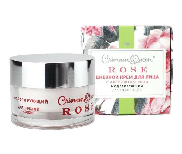 Дневной крем для лица «Rose» - Моделирующий