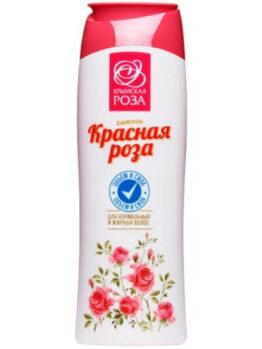 Шампунь «Красная роза» - Объем и сила