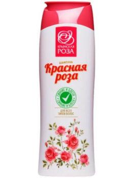 Шампунь «Красная роза» - Сияние и блеск