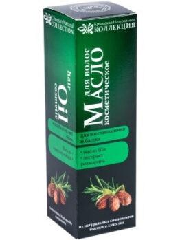 Масло для волос «Восстановление и блеск»