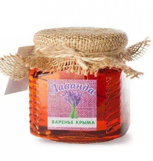 Варенье Крыма «Лаванда»
