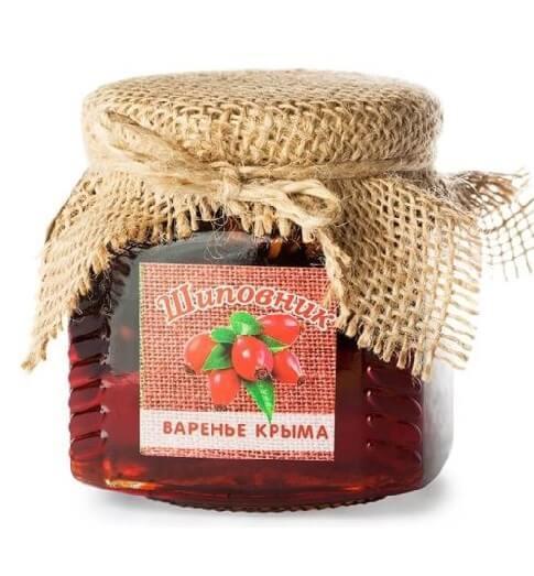 Варенье Крыма «Шиповник»