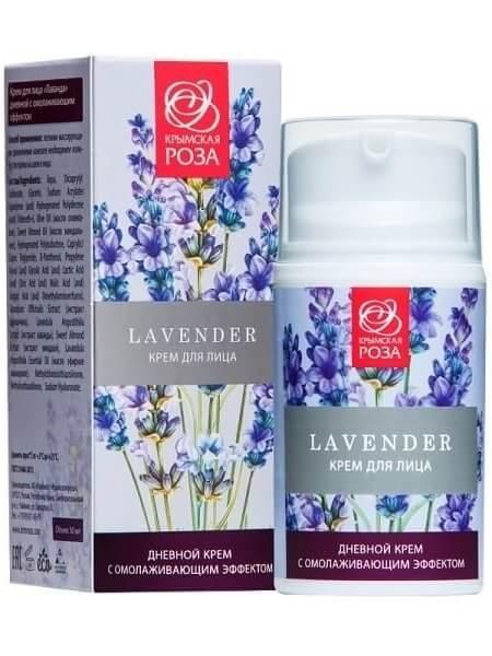 Дневной крем с омолаживающим эффектом «Lavender»