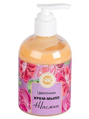 Цветочное крем-мыло «Жасмин»