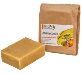Натуральное мыло «Витаминный комплекс»