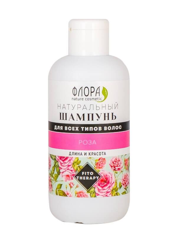 Натуральный шампунь «Длина и красота»