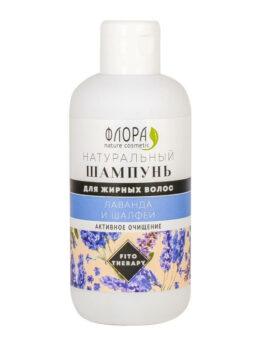 Натуральный шампунь «Активное очищение»