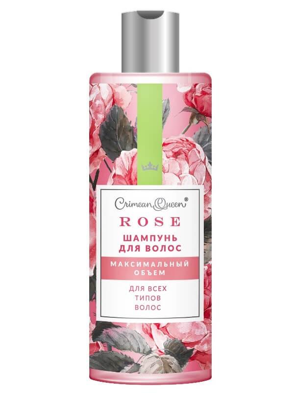 Шампунь для волос «Rose» - Максимальный объем
