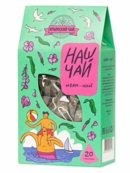Травяной чай в пирамидках «Иван-чай»
