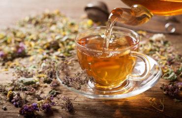 Польза травяного чая
