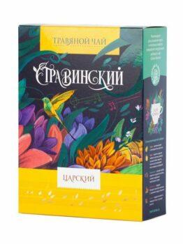 Травяной чай «Царский»