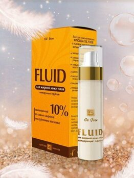 FLUID для жирной кожи лица
