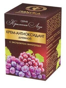 Крем-антиоксидант дневной «Крымская лоза»
