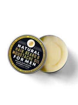 Масло для волос, бороды и усов «Активный рост»
