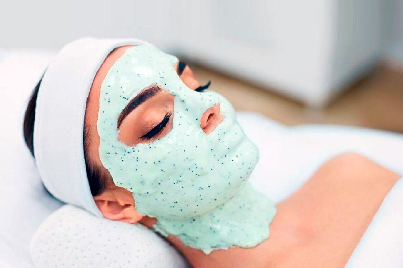 альгинантная маска