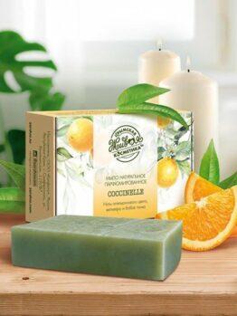 Мыло натуральное парфюмированное «Coccinelle»