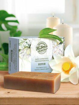 Мыло натуральное парфюмированное «Nippon»