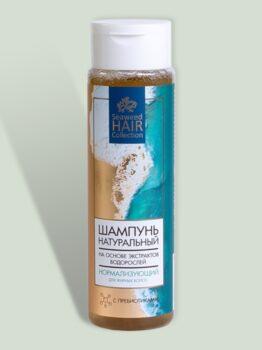 Шампунь на основе экстрактов водорослей «Seaweed Hair Collection» - Нормализующий