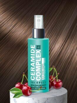 Экспресс-кондиционер несмываемый «Ceramide Complex» - Для жирных волос