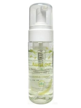 Пенка для интимной гигиены с молочной кислотой «AuraLove» - Липа и эхинацея